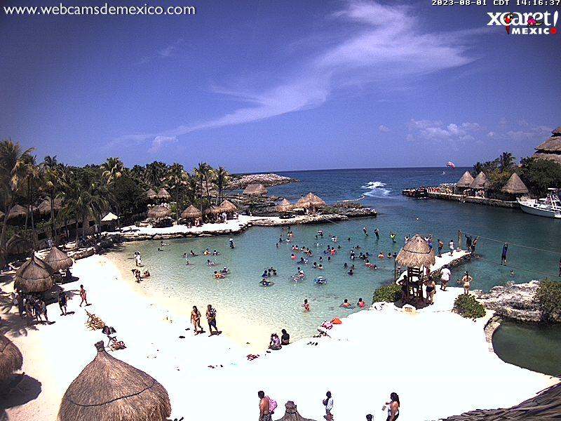 Playa del Carmen Sat. 14:22