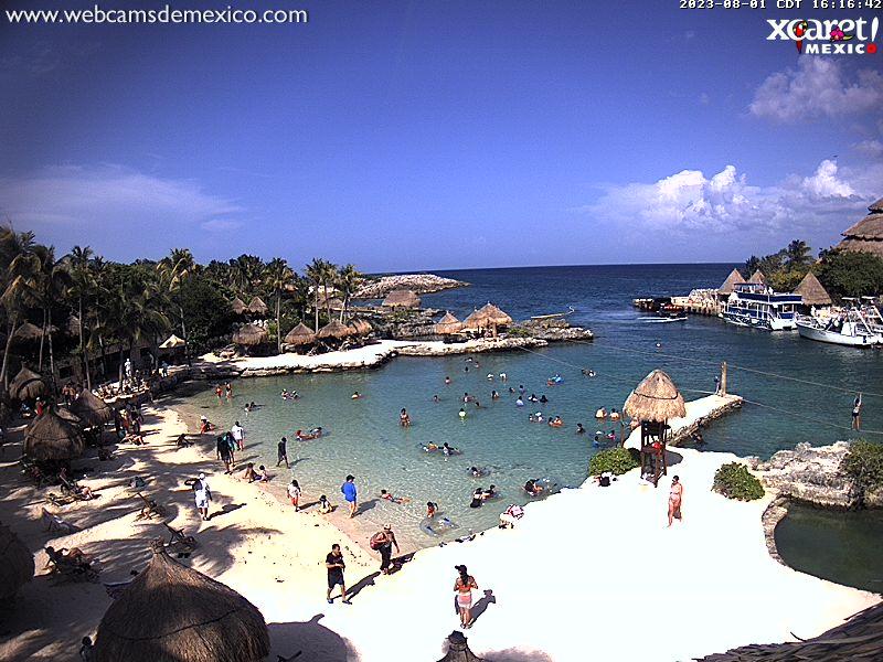 Playa del Carmen Sat. 16:22