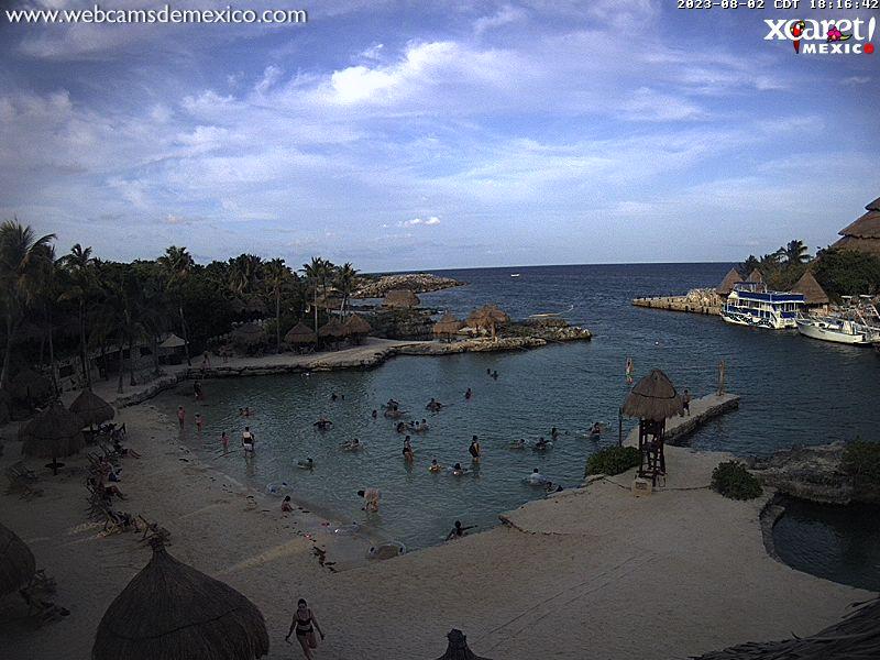 Playa del Carmen Sat. 18:22
