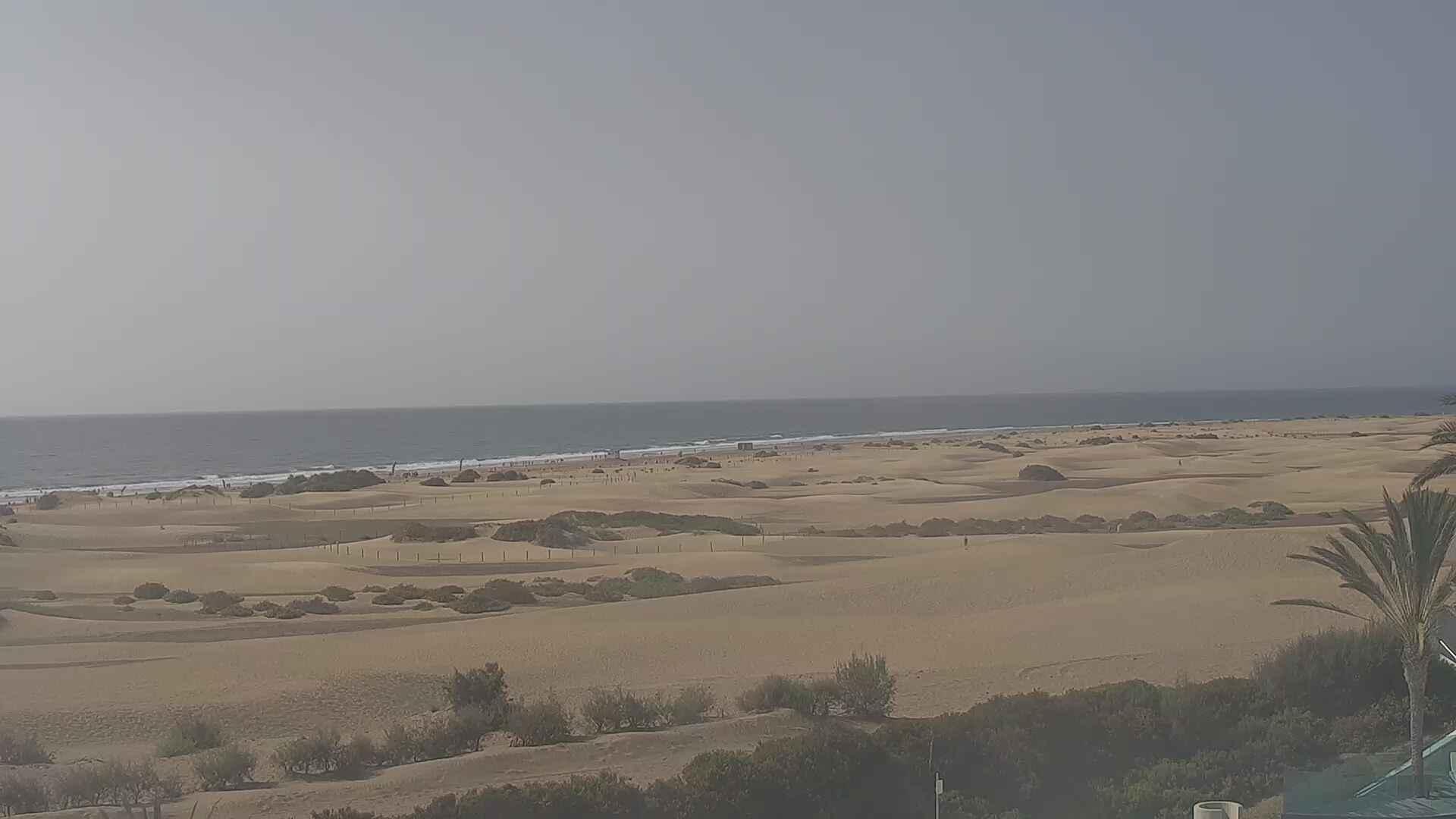 Playa del Ingles (Gran Canaria) Sat. 10:36