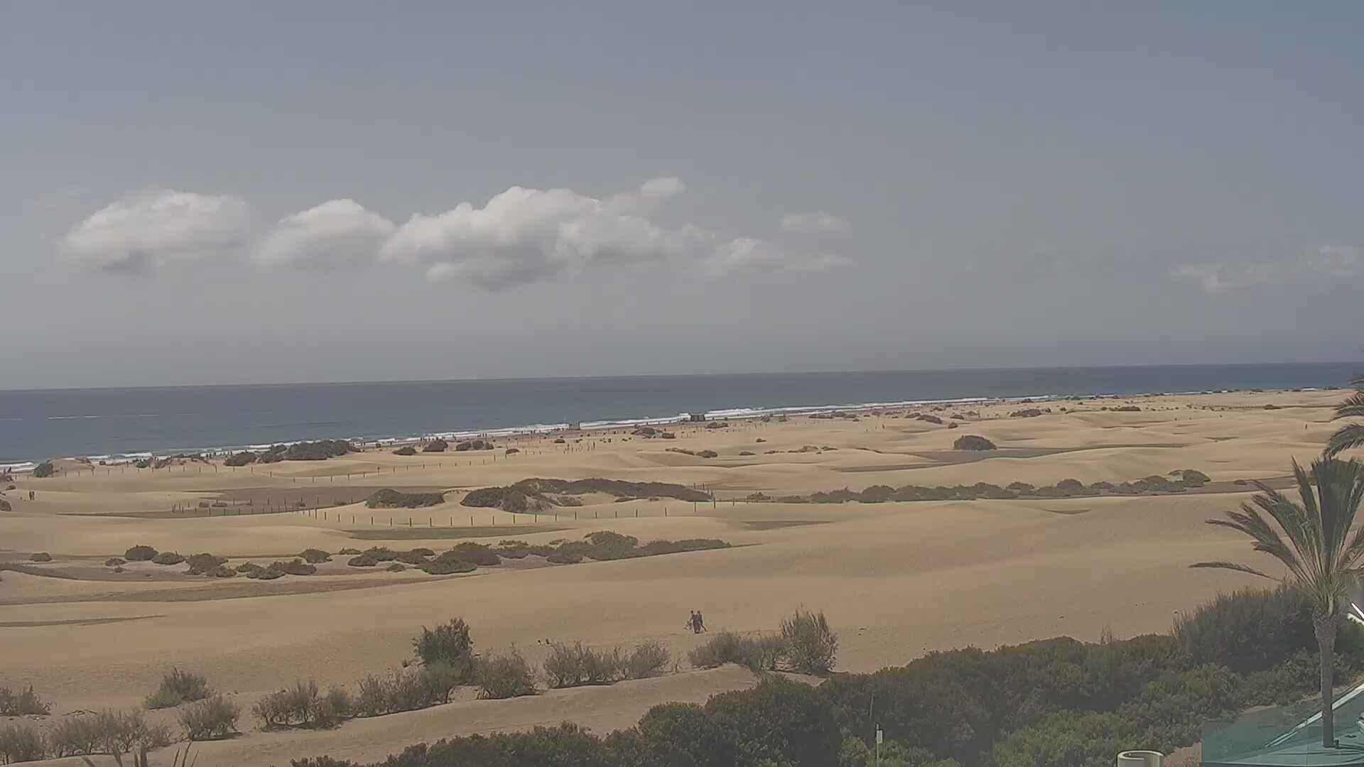 Playa del Ingles (Gran Canaria) Sun. 12:36