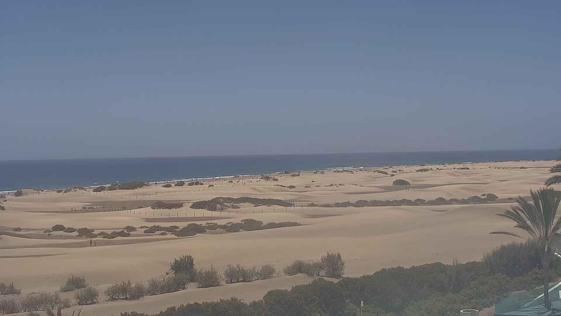 Playa del Ingles (Gran Canaria) Sun. 13:36