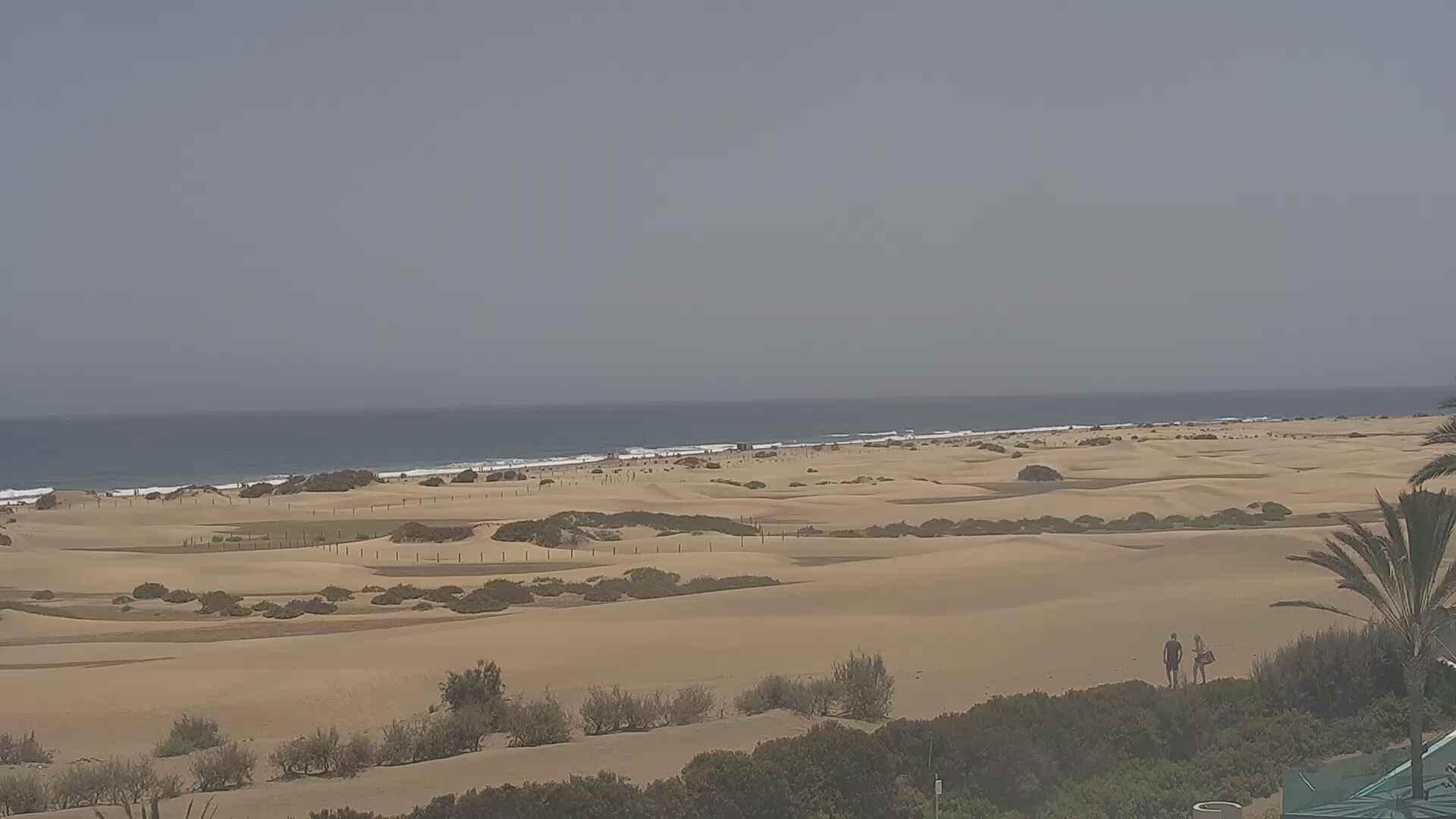 Playa del Ingles (Gran Canaria) Sun. 14:36