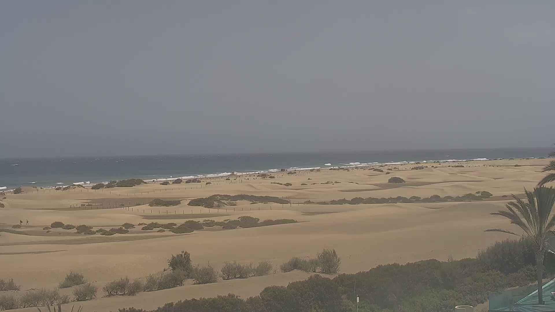 Playa del Ingles (Gran Canaria) Sun. 15:36