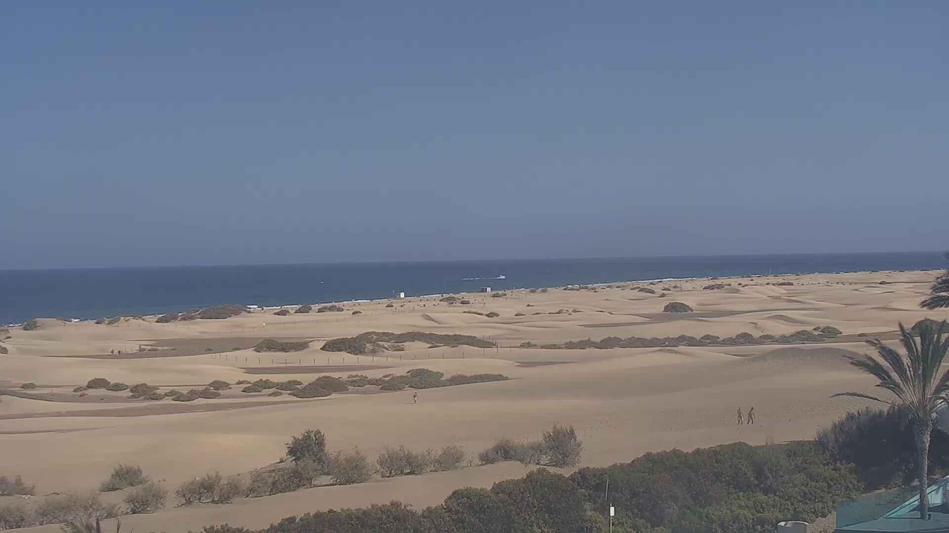 Playa del Ingles (Gran Canaria) Sun. 17:36