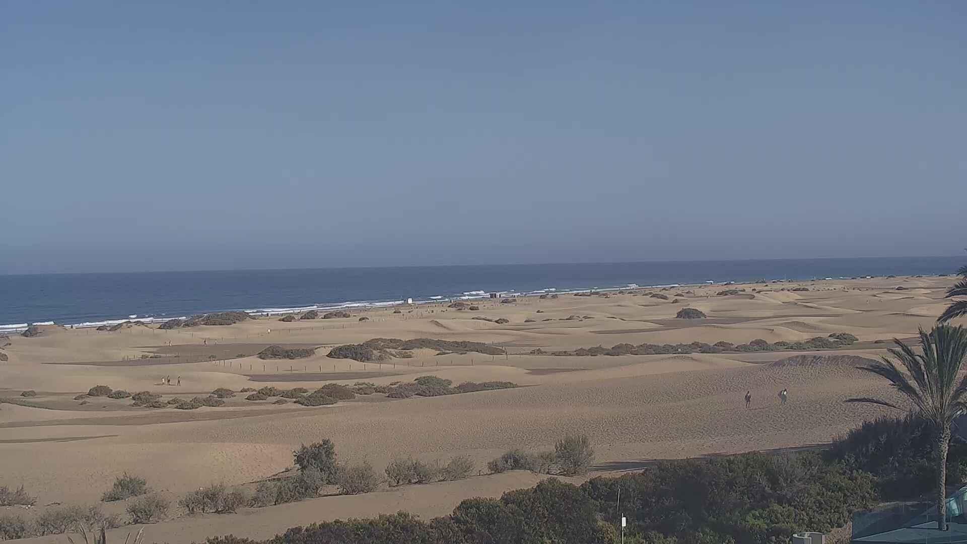Playa del Ingles (Gran Canaria) Sun. 18:36