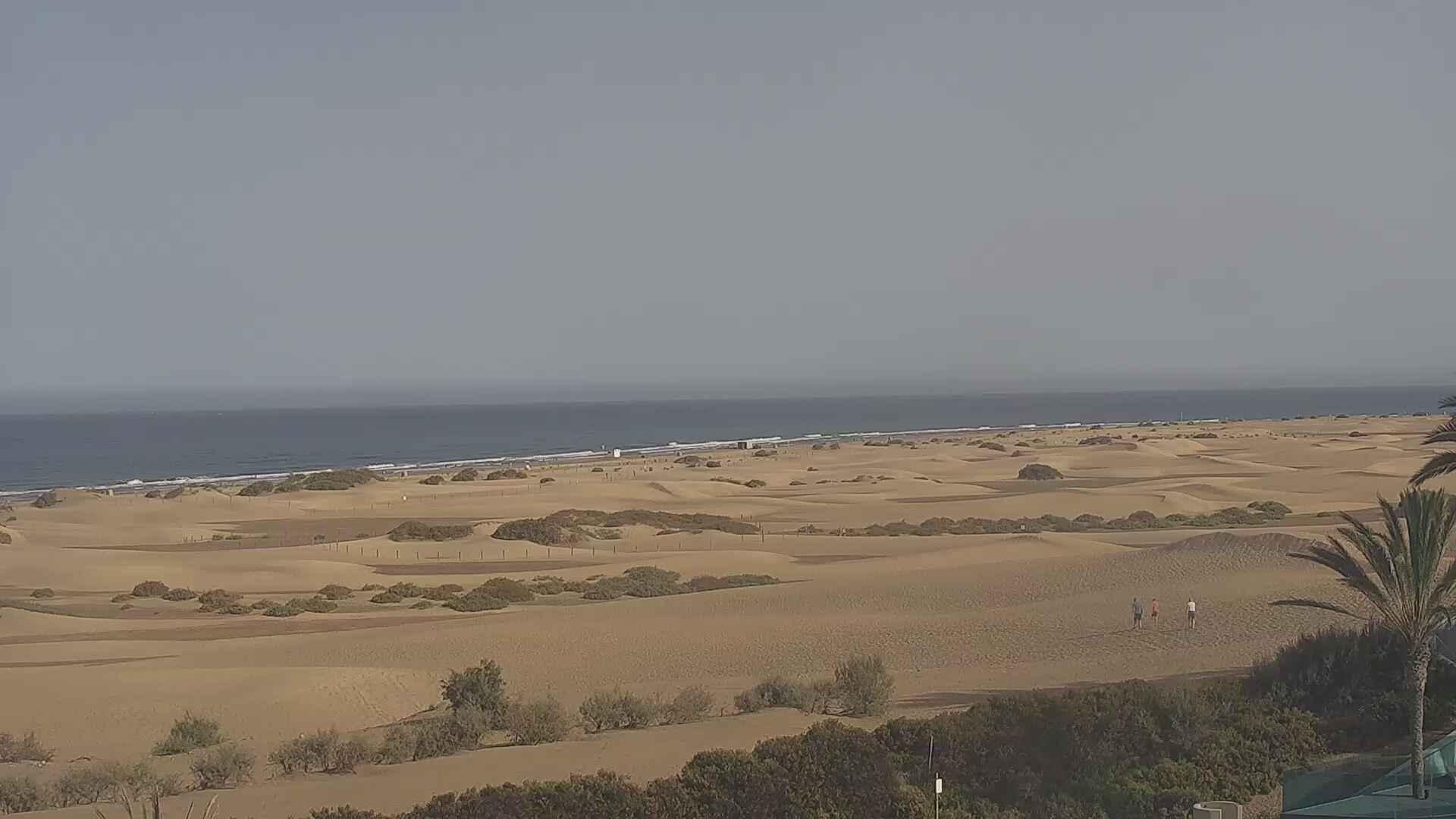 Playa del Ingles (Gran Canaria) Sat. 18:36