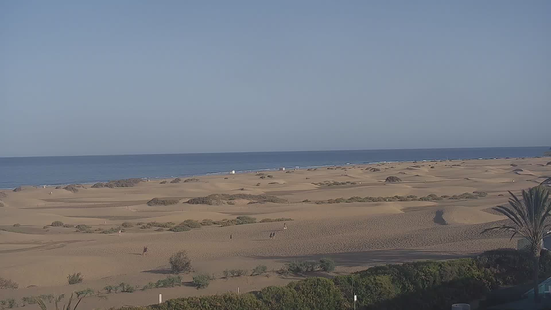Playa del Ingles (Gran Canaria) Sun. 19:36