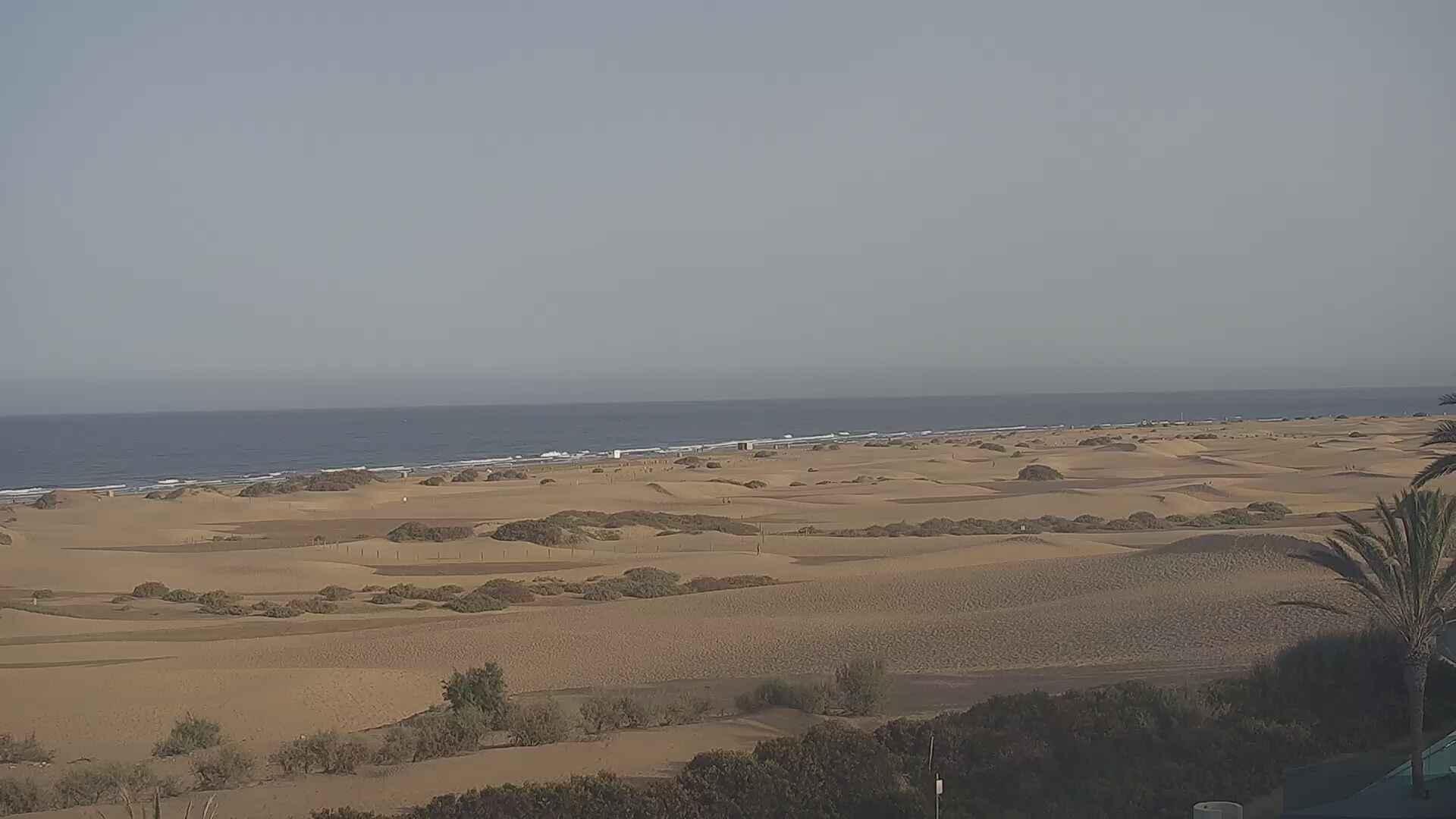 Playa del Ingles (Gran Canaria) Sat. 19:36