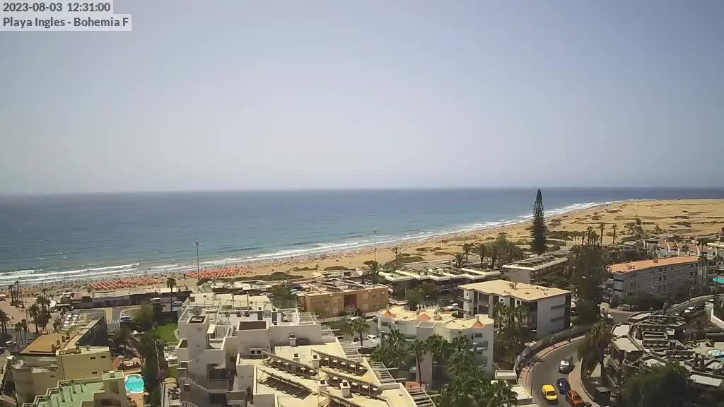 Playa del Ingles (Gran Canaria) Sat. 12:35
