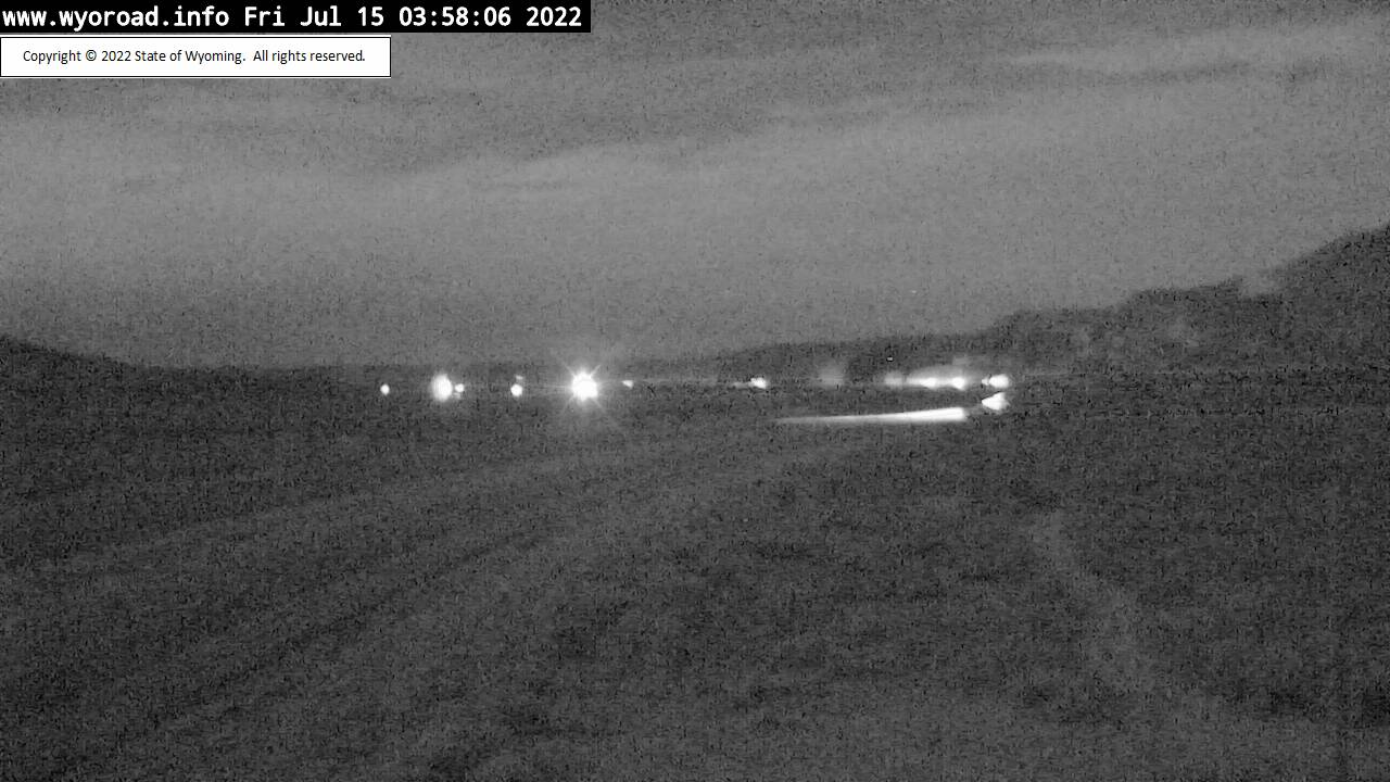 Point of Rocks, Wyoming Fri. 04:02