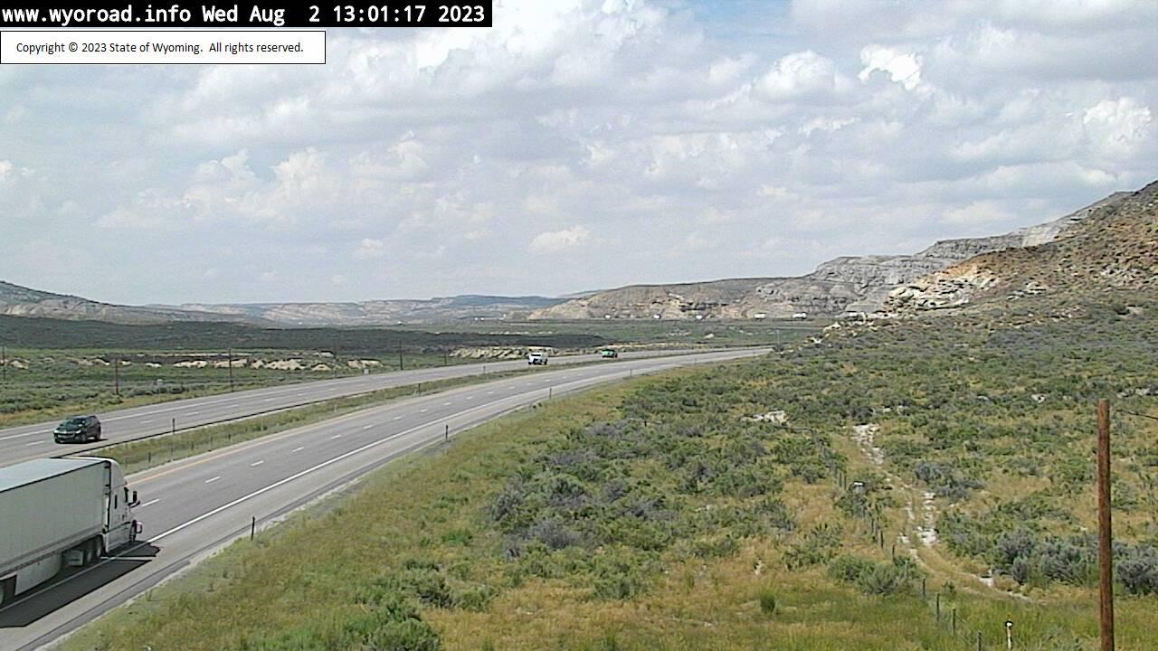 Point of Rocks, Wyoming Fri. 13:02