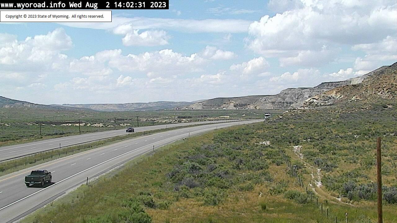 Point of Rocks, Wyoming Fri. 14:02