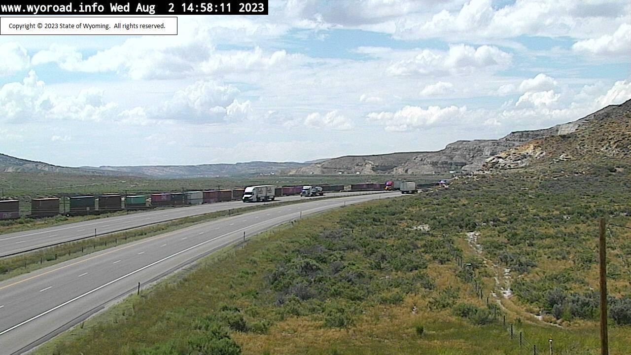 Point of Rocks, Wyoming Fri. 15:02