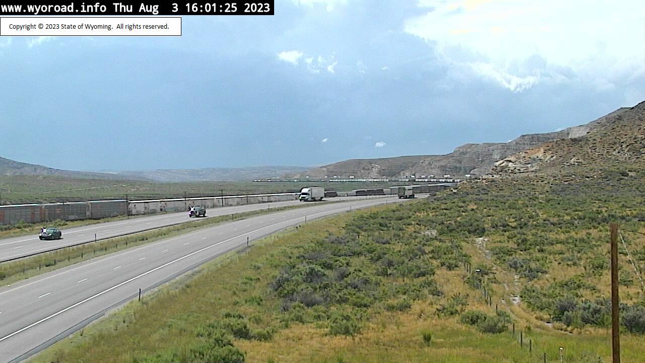 Point of Rocks, Wyoming Fri. 16:02