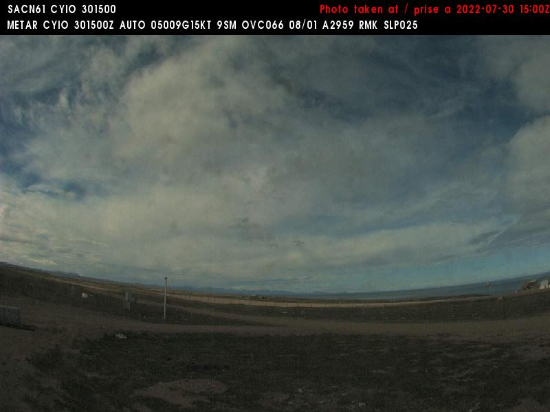 Pond Inlet Thu. 11:14