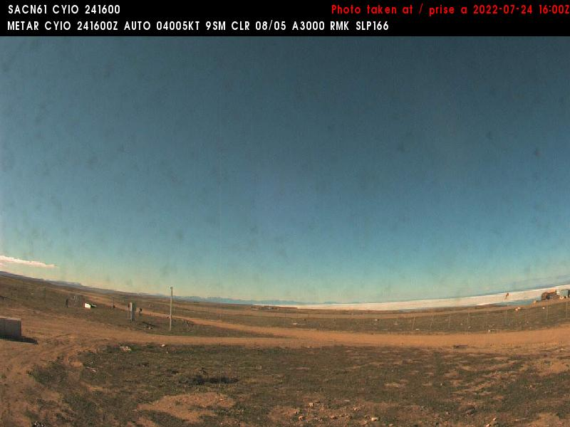 Pond Inlet Thu. 12:14