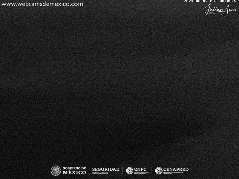 Popocatépetl Tue. 01:06