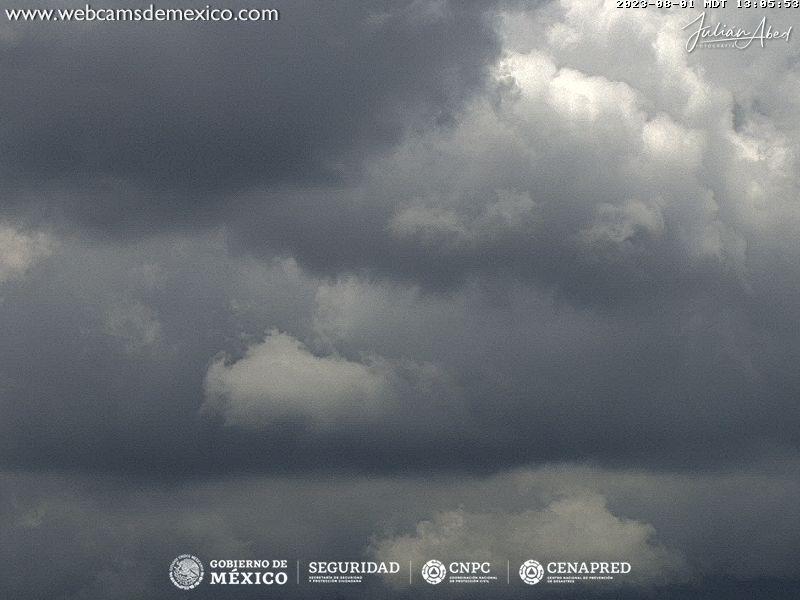 Popocatépetl Tue. 14:06