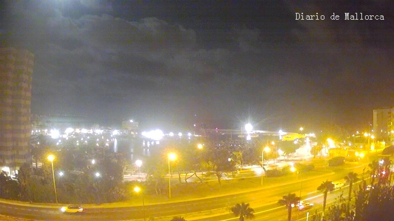 Portixol (Majorca) Sun. 01:23
