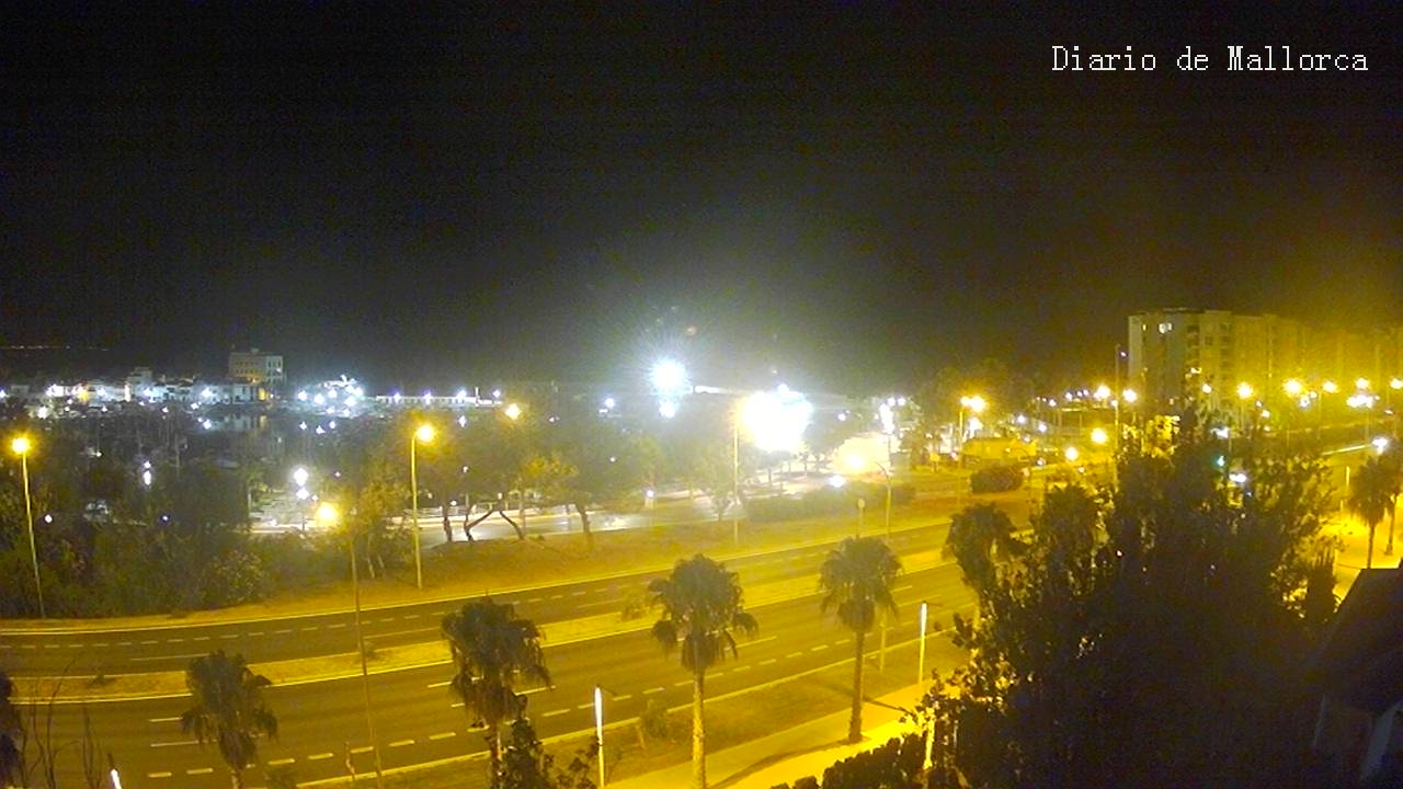 Portixol (Majorca) Sun. 02:23