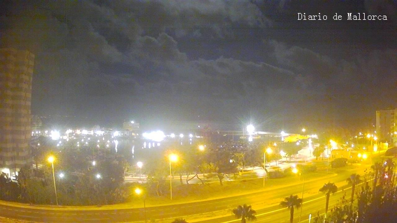 Portixol (Majorca) Sun. 03:23