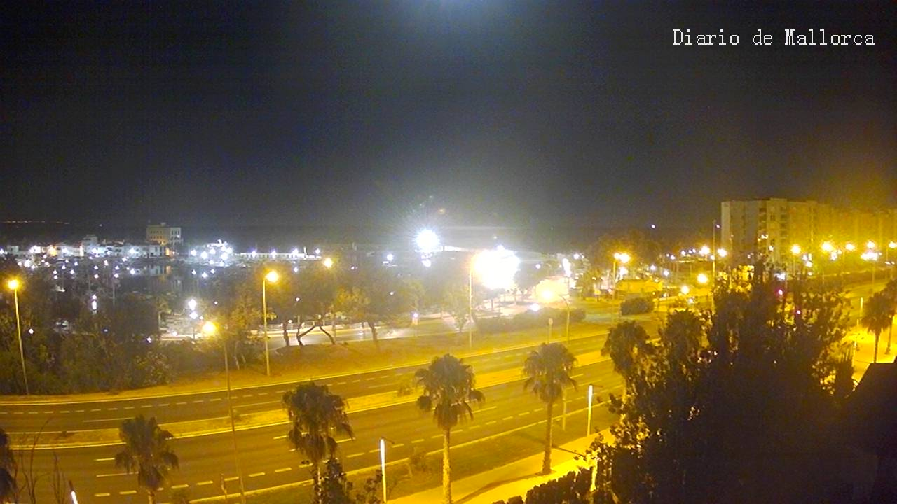 Portixol (Majorca) Sun. 04:23
