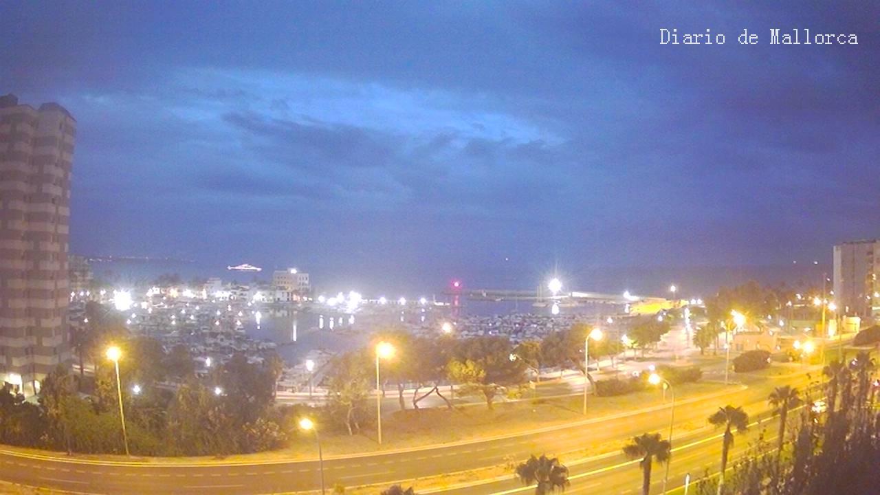 Portixol (Majorca) Sat. 06:23
