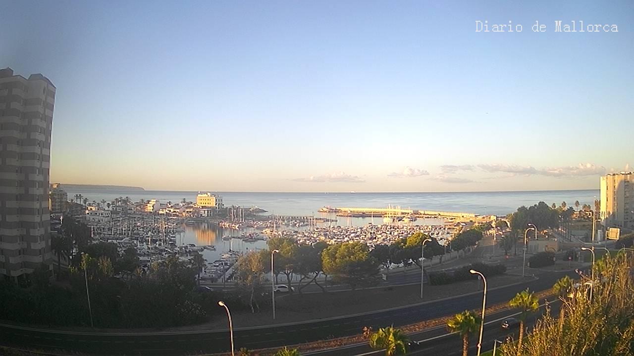 Portixol (Majorca) Sat. 07:23