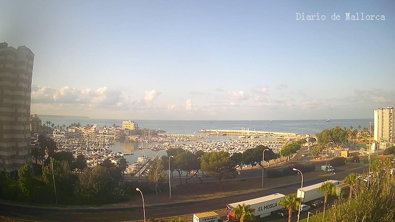 Portixol (Majorca) Sat. 08:23