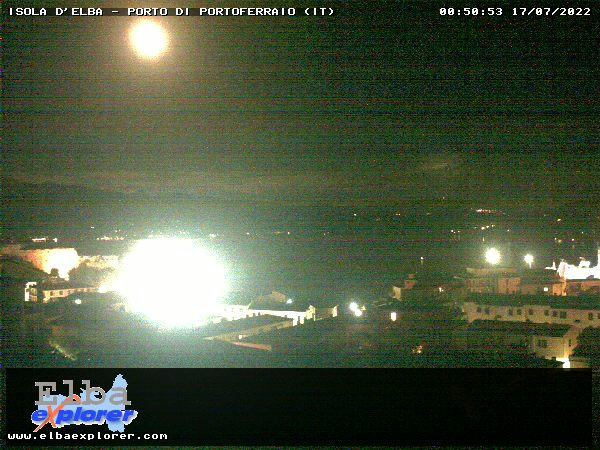Portoferraio (Elba) Fri. 00:50