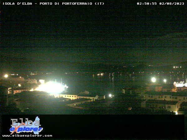 Portoferraio (Elba) Fri. 02:50