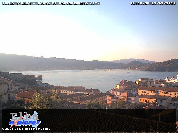 Portoferraio (Elba) Fri. 06:50