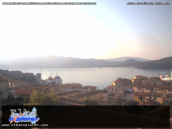 Portoferraio (Elba) Fri. 07:50