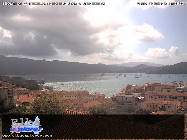 Portoferraio (Elba) Fri. 10:50