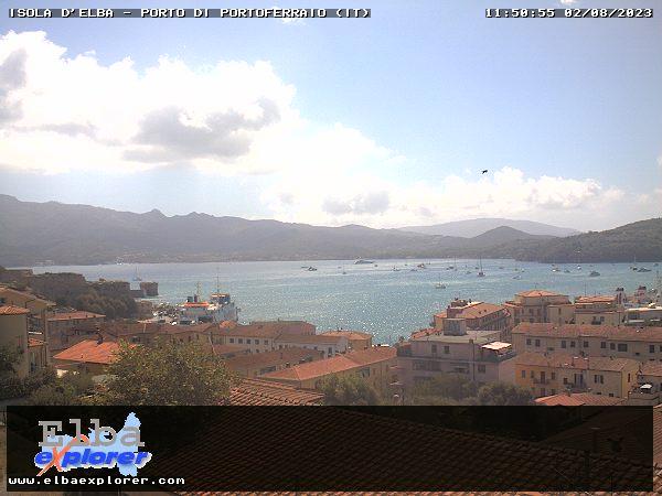 Portoferraio (Elba) Fri. 11:50