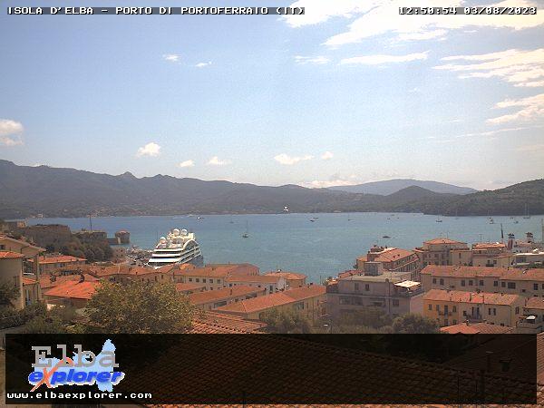 Portoferraio (Elba) Fri. 12:50