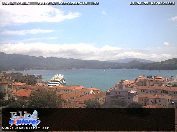 Portoferraio (Elba) Fri. 13:50