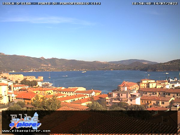 Portoferraio (Elba) Thu. 18:50