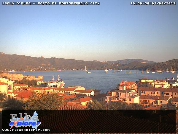 Portoferraio (Elba) Thu. 19:50