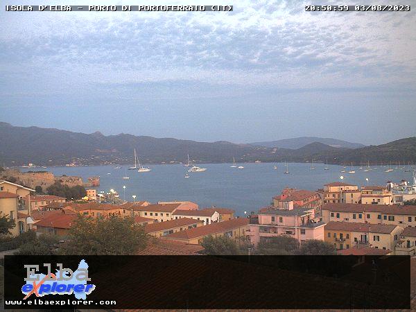 Portoferraio (Elba) Thu. 20:50