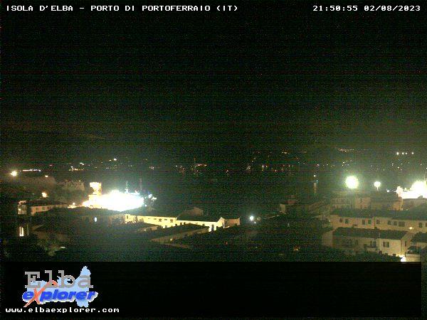 Portoferraio (Elba) Thu. 21:50