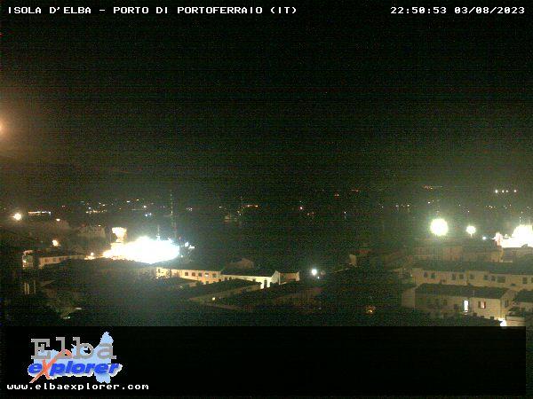 Portoferraio (Elba) Thu. 22:50