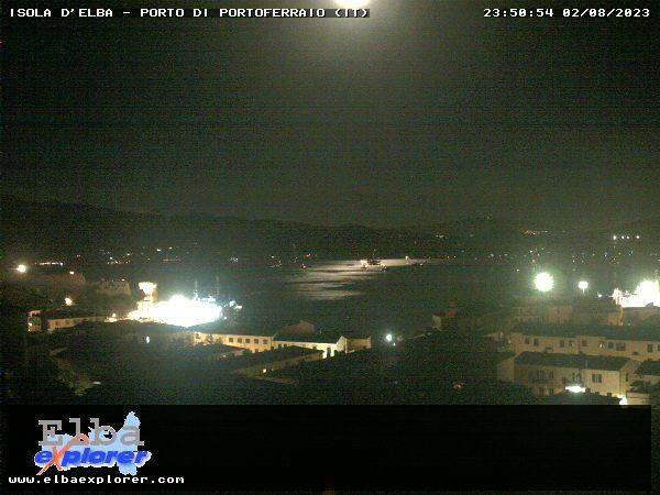 Portoferraio (Elba) Thu. 23:50