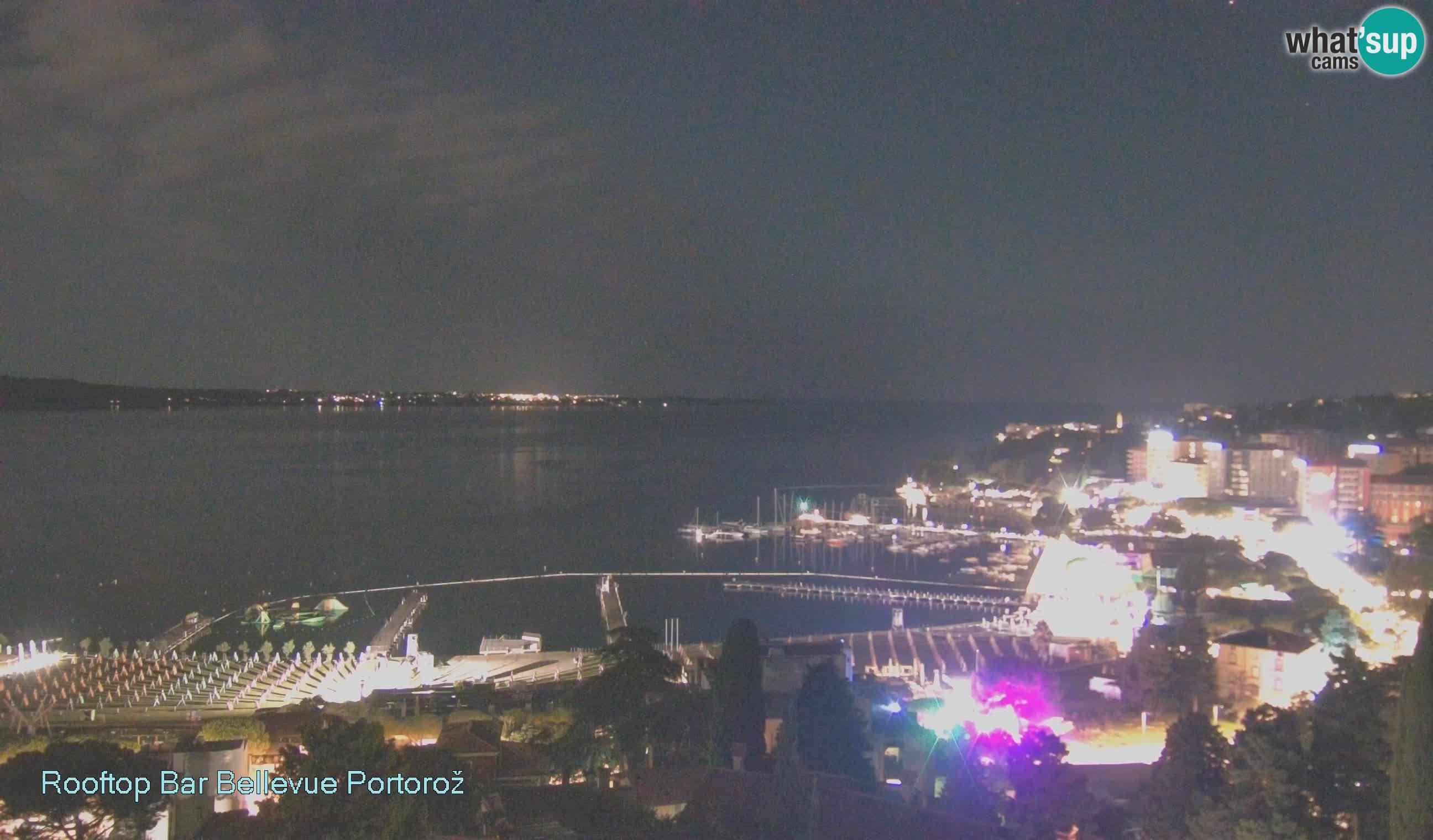 Portorož Sun. 00:37