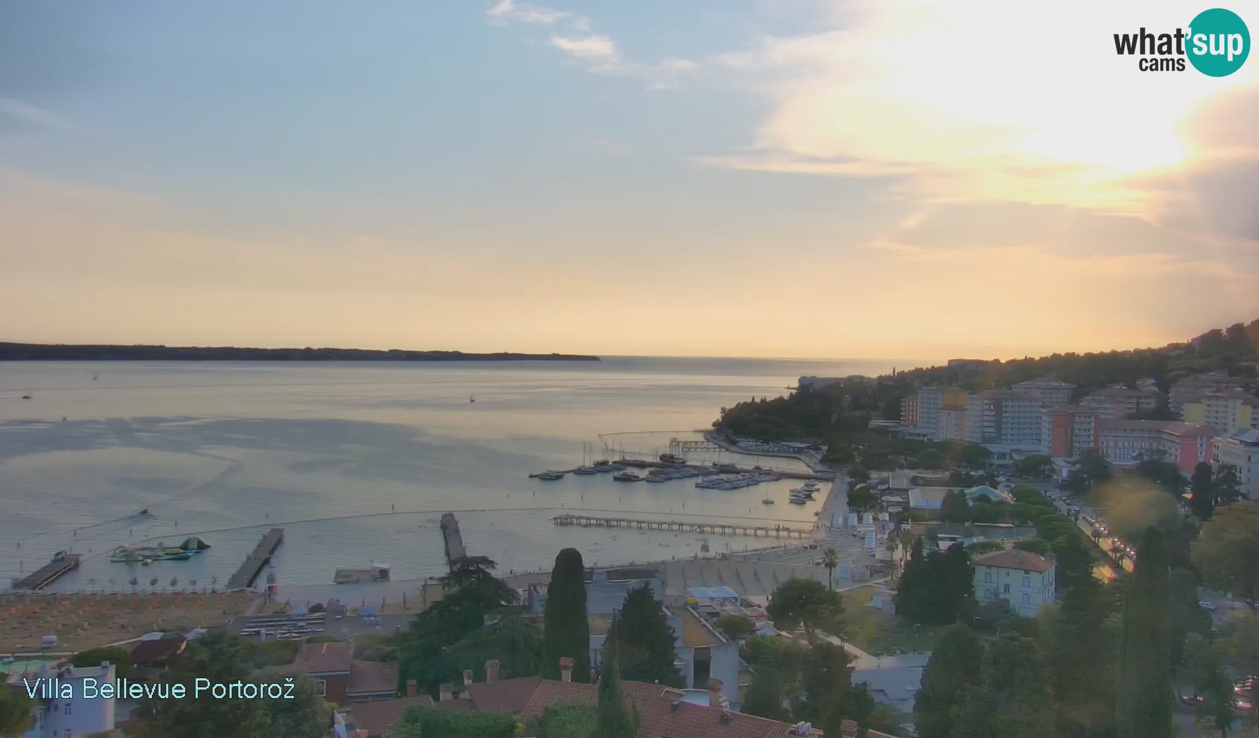 Portorož Sun. 19:35