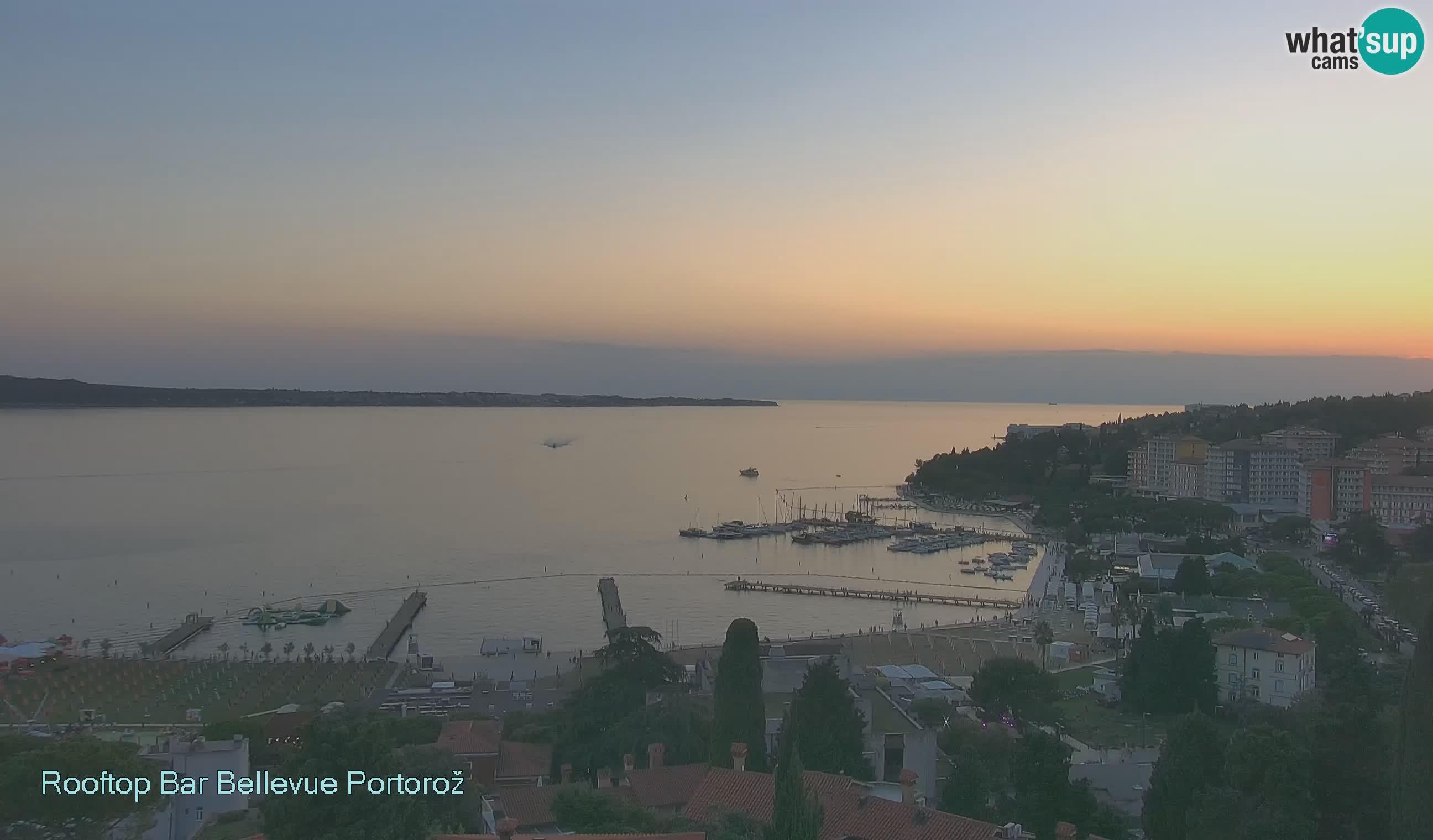 Portorož Sun. 20:35