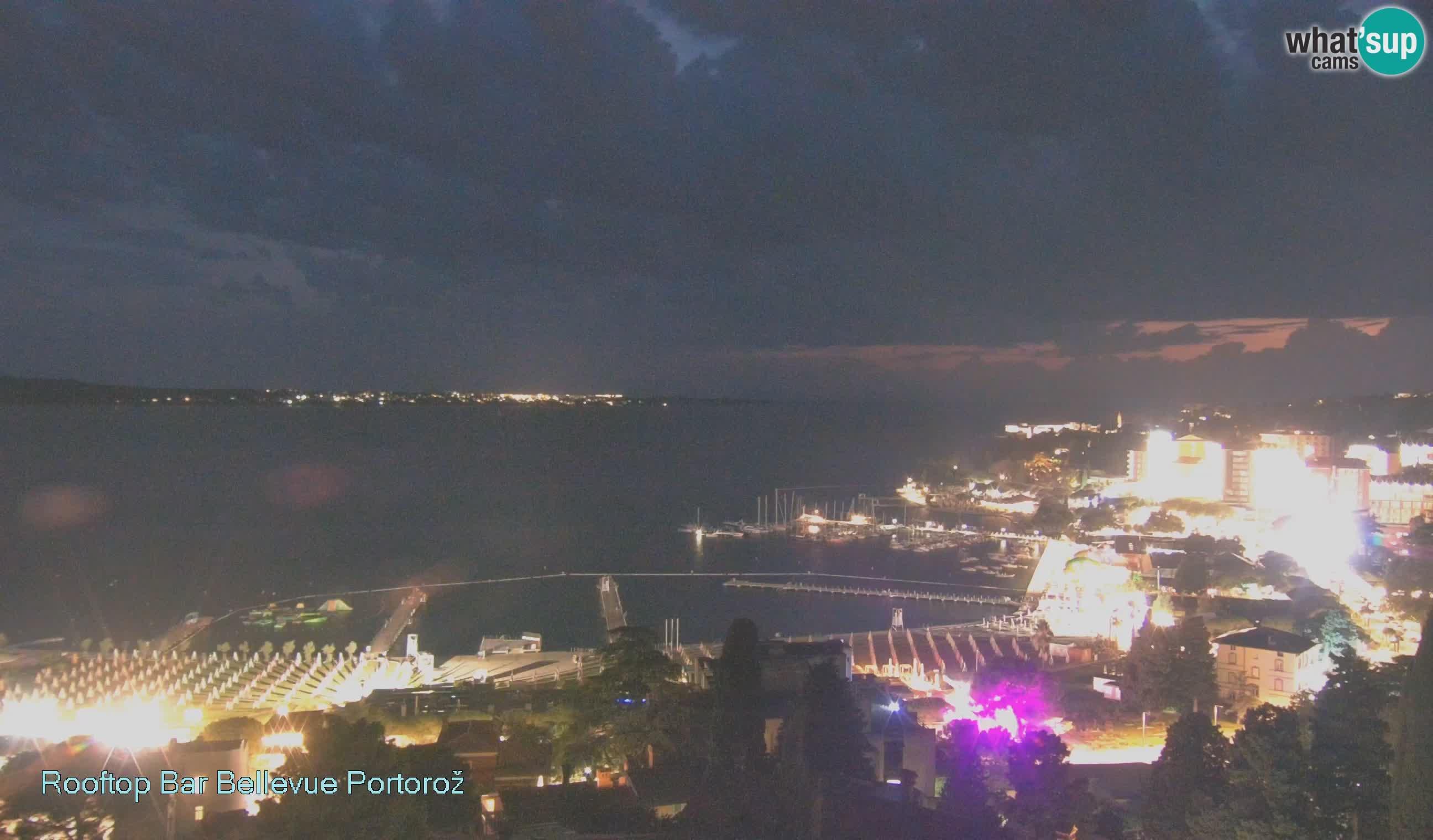 Portorož Sun. 21:35
