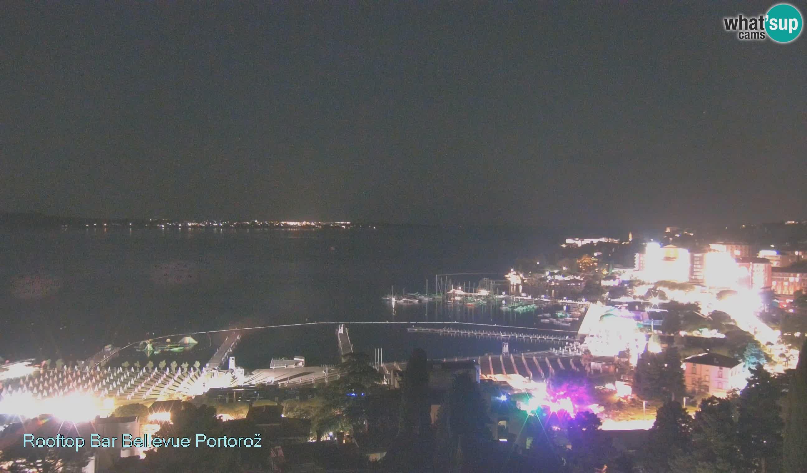 Portorož Sun. 22:35