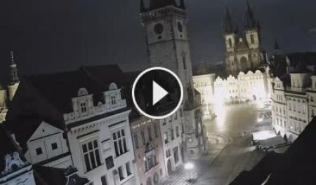 Prague Wed. 04:25